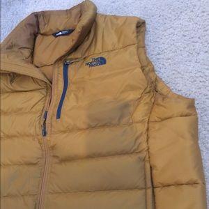 Men's The North Face Down Fill Vest XL